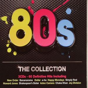 VARIOUS - 80s The Collection
