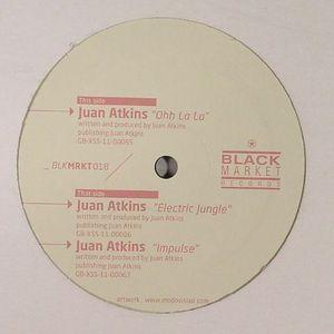 ATKINS, Juan - Electric Jungle