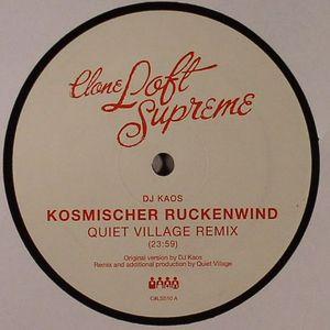 DJ KAOS - Kosmische Ruckenwind (remixes)