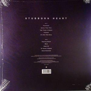 STUBBORN HEART - Stubborn Heart