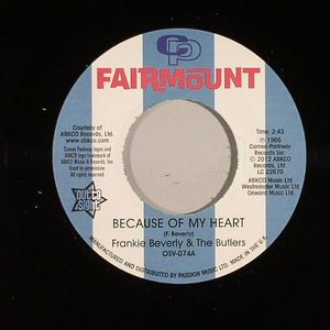 BEVERLY, Frankie/THE BUTLERS - Because Of My Heart