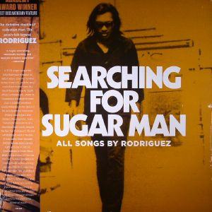 RODRIGUEZ - Searching For Sugar Man (Soundtrack)
