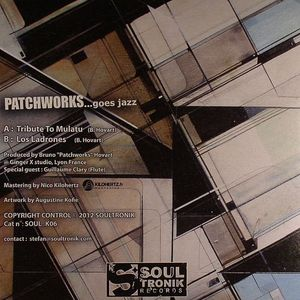 PATCHWORKS - Patchworks Goes Jazz
