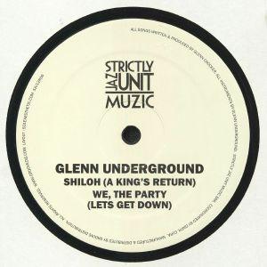 UNDERGROUND, Glenn - Shiloh (A King's Return)