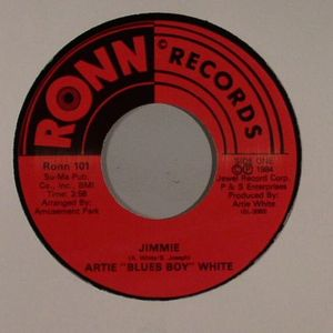 WHITE, Artie 'Blue Boy' - Jimmie