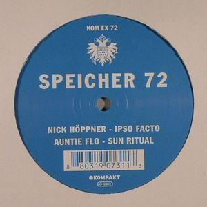 HOPPNER, Nick/AUNTIE FLO - Speicher 72