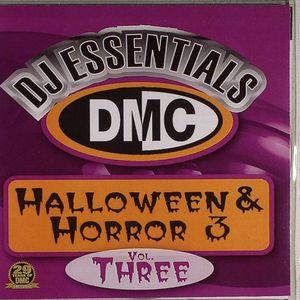 VARIOUS - DMC DJ Essentials Halloween & Horror Vol 3 (Strictly DJ Only)