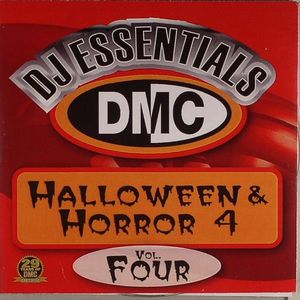 VARIOUS - DMC DJ Essentials Halloween & Horror Vol 4 (Strictly DJ Only)