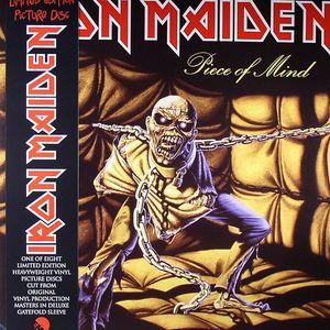 IRON MAIDEN - Piece Of Mind