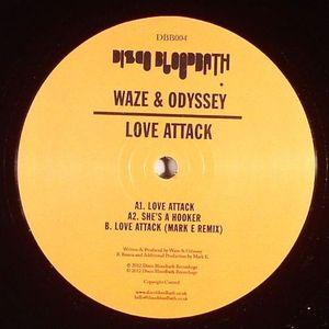 WAZE & ODYSSEY - Love Attack