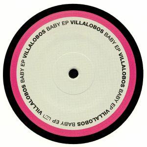 VILLALOBOS, Ricardo - Baby EP
