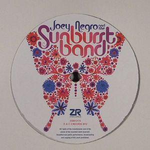 NEGRO, Joey & THE SUNBURST BAND - Remixes EP