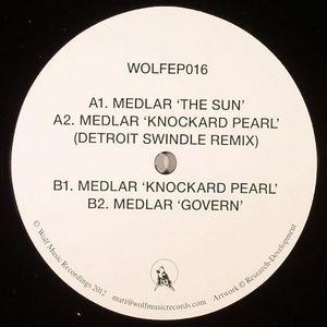 MEDLAR - Wolf EP 16