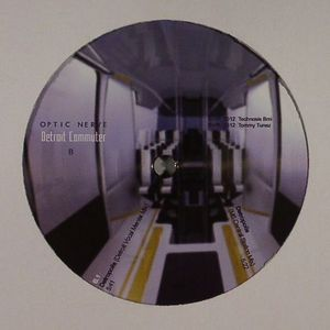 OPTIC NERVE - Detropolis EP