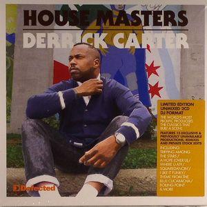 CARTER, Derrick/VARIOUS - House Masters: Derrick Carter