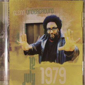 UNDERGROUND, Glenn - 12 July 1979