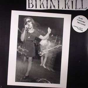 BIKINI KILL - Bikini Kill