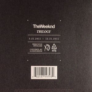WEEKND, The - Trilogy