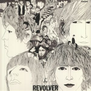 BEATLES, The - Revolver (remastered)