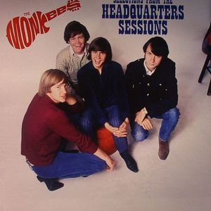 MONKEES, The - Selections From The Headquarters Sessions