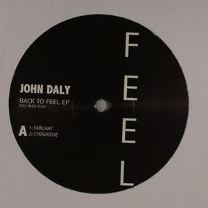 DALY, John - Back To Feel EP