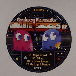 CORDOROY MAVERICKS - Boogie Snacks EP