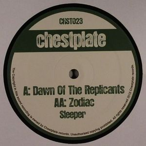 SLEEPER - Dawn Of The Replicants