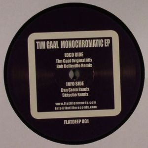 GAAL, Tim - Monochromatic EP