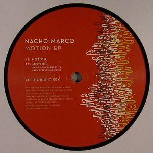 NACHO, Marco - Motion EP