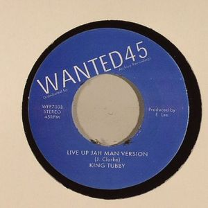 CLARKE, Johnny/KING TUBBY - Live Up Jah Man