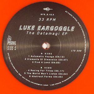 LUKE EARGOGGLE - The Datamagi EP