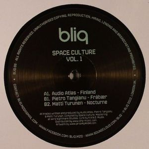 AUDIO ATLAS/PIETRO TANGIANU/MATTI TURUNEN - Space Culture Vol 1