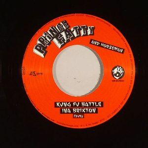 PRINCE FATTY/HORSEMAN - Kung Fu Battle Ina Brixton
