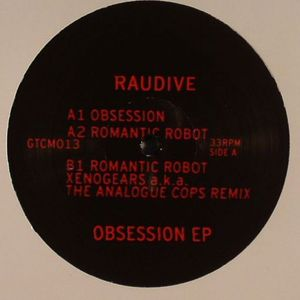 RAUDIVE - Obsession EP