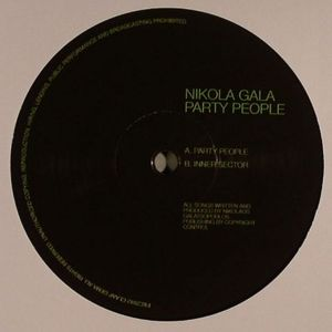GALA, Nikola - Party People