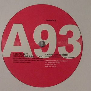PORTABLE - A Deeper Love (Soul Capsule's Ghetto mix)