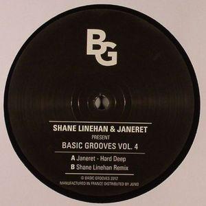 LINEHAN, Shane/JANERET - Basic Grooves Vol 4