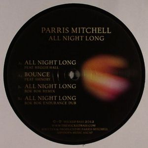 MITCHELL, Parris - All Night Long EP