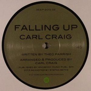 PARRISH, Theo - Falling Up (remastered)