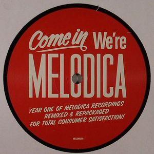 COCO/SYNKRO/DEEKIE/EJECA/DIDZ/CHICO/NO LOGO/MAX ESSA - Come In We're Melodica