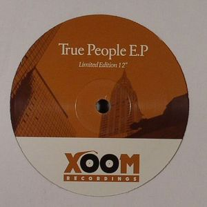 JOHNSTON, James/MATTHEW COLLINS/RUBBERLIPS/FLORIAN MULLER - True People EP
