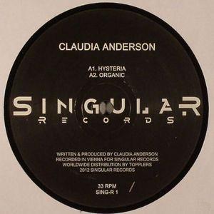 ANDERSON, Claudia - Hysteria