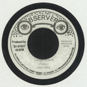 BOSWELL, George/OBSERVERS - Jah Fire