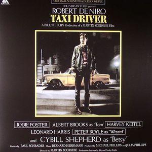 HERRMANN, Bernard - Taxi Driver (Soundtrack)