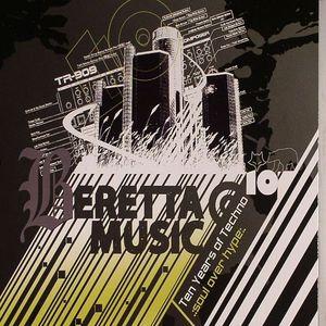 VARIOUS - Beretta Music: Ten Years Of Techno 2002-2012