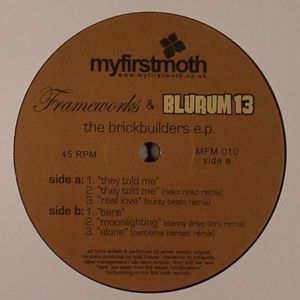 FRAMEWORKS/BLURUM 13 - The Brickbuilders EP