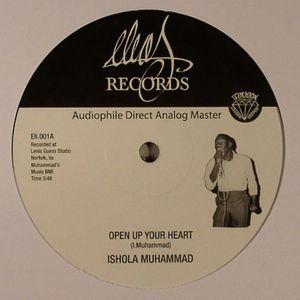 MUHAMMAD, Ishola - Open Up Your Heart