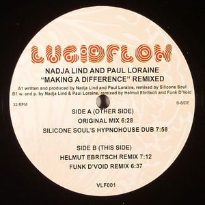 LIND, Nadja/PAUL LORAINE - Making A Difference Remixed