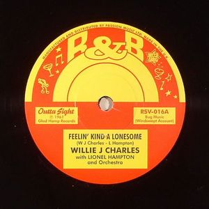 CHARLES, Willie J/ANNA BELLE CAESAR - Feelin' Kind A Lonesome