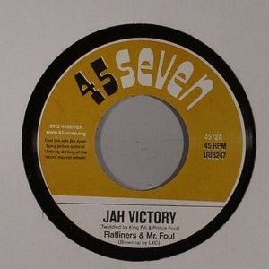 FLATLINERS/MR FOUL/THE UNTOUCHABLES - Jah Victory